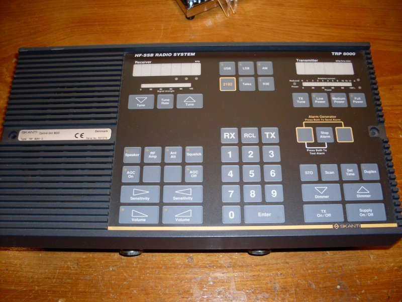 TRP-8751 CU enhed