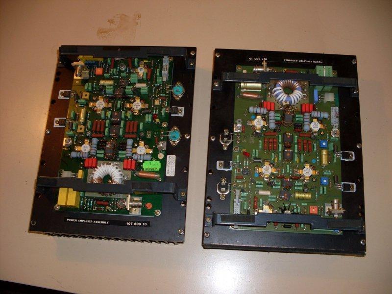 TRP8000 PA Moduler