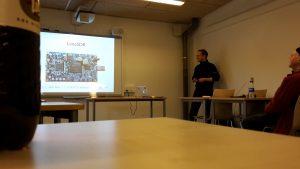 SDR foredrag